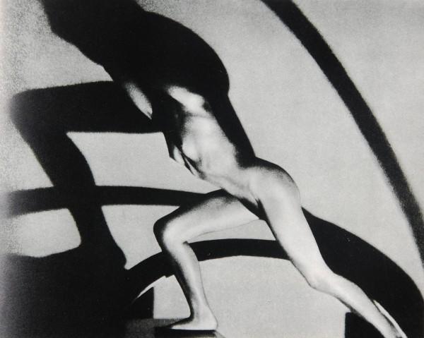 photographie noir et blanc nu