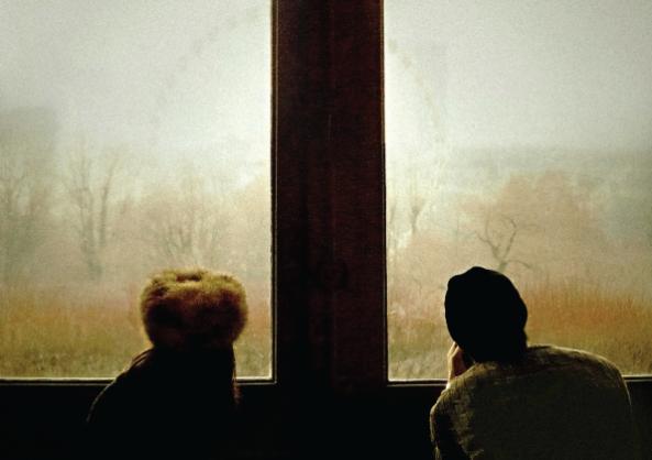 photographie, couleurs, fenêtre