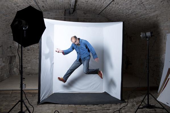 © Jean-Yves Camus, photographie prise durant un atelier de studio photographique